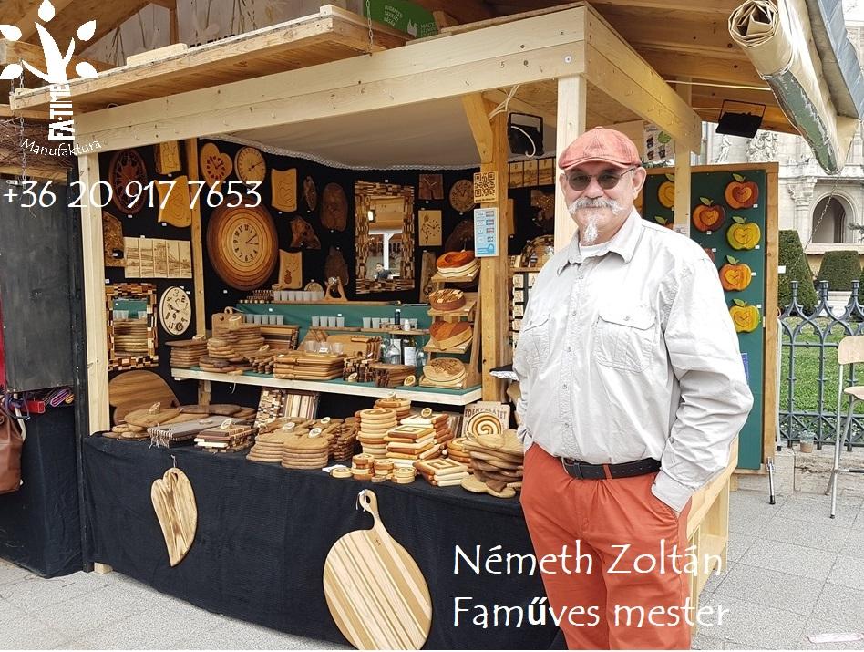 Németh Zoltán Faműves mester